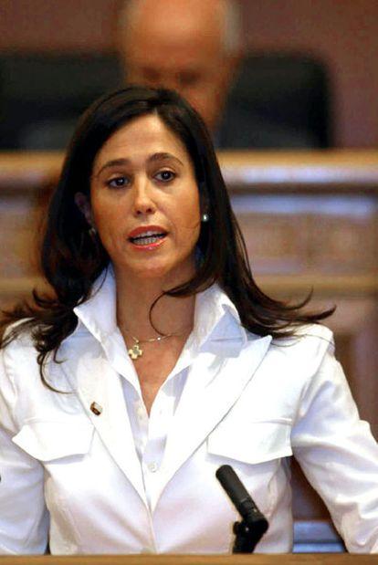 Rosa Romero, alcaldesa de Ciudad Real.