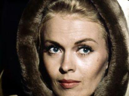 Jean Seberg, en una imagen de la película 'Aeropuerto'