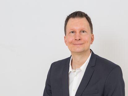 Lasse Rouhiainen (Espoo, Finlandia; de 42 años), escritor, consultor y experto en inteligencia artificial,