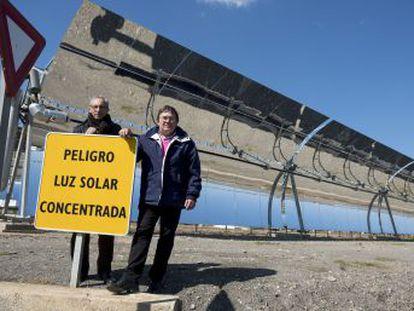 Las restricciones presupuestarias dejan en el paro al 35% de los investigadores de la Plataforma Solar de Almería