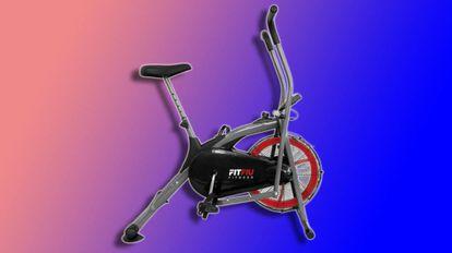 La bicicleta elíptica BELI-150 indoor con un descuento de más del 50% sobre su precio original.