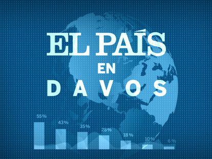 Segunda emisión de 'EL PAÍS en Davos'.