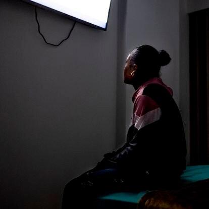 Lucía, una niña venezolana superviviente de una violación, que abortó de forma segura en Colombia.