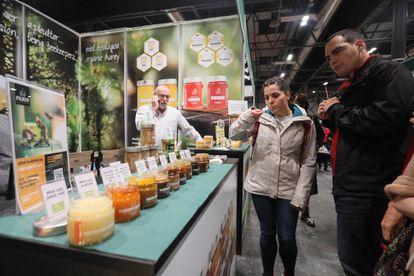Miel ecológica de Biomuria, apicultores de Tarragona.