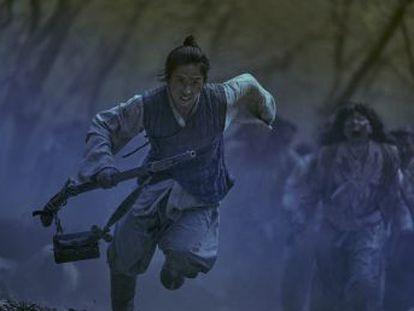 Esta serie de zombis tiene un aire diferente, trata de cambiar las reglas sin dejar de ser tradicional