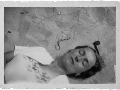 La vendedora del olvido, 1936