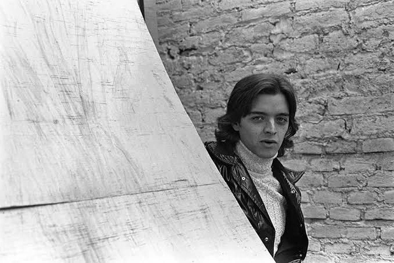 El escritor mexicano Luis Zapata, en una foto de archivo.