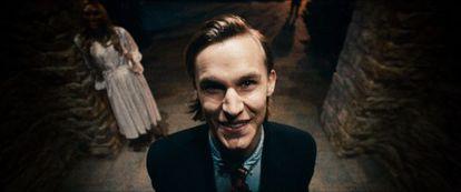 Fotograma de la película 'The purgue'.