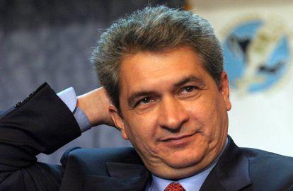 El exgobernador mexicano Tomás Yarrington, en 2005.