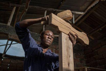 Jet'aime Kambale Pamoja apenas tenía 12 años cuando se unió a un grupo armado de autodefensas en la República Democrática del Congo (RDC).