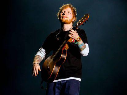 Ed Sheeran, en agosto en Budapest