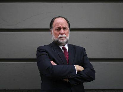 El economista venezolano Ricardo Hausmann, este miércoles en Madrid.