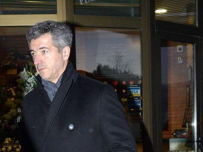 Miguel Ángel Gil, consejero delegado del Atlético.