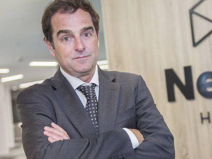 Borja García-Egotxeaga, consejero delegado de Neinor.