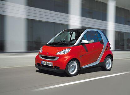 <b>El Smart lleva en lista de espera en EE UU desde que se presentó en 2008.</b>