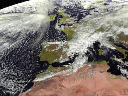 El fenómeno, generado por un embolsamiento de aire frío en la atmósfera, originará fuertes tormentas este fin de semana en la zona del Mediterráneo