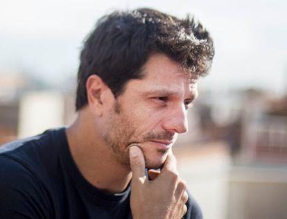 El actor Joel Joan, en una imagen de 2014.