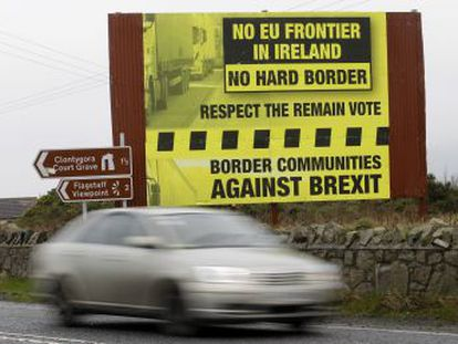 Reino Unido rechaza de plano el borrador del tratado de salida presentado hoy por la UE