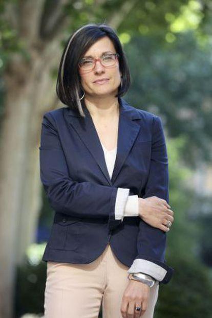Teresa Lizaranzu, directora general de Política e Industrias Culturales y del Libro.