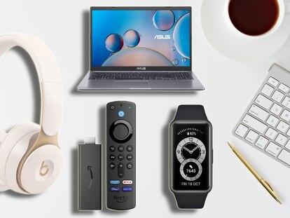 Una selección de productos de numerosas categorías disponibles en Amazon rebajados hasta un 40%.