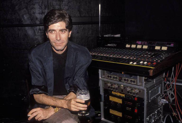 Joaquín Sabina, en una imagen de archivo de 1988. / Getty
