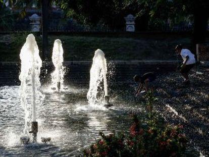 La ONU insiste en la necesidad de reciclar las aguas usadas para aliviar la presión sobre los recursos hídricos del planeta