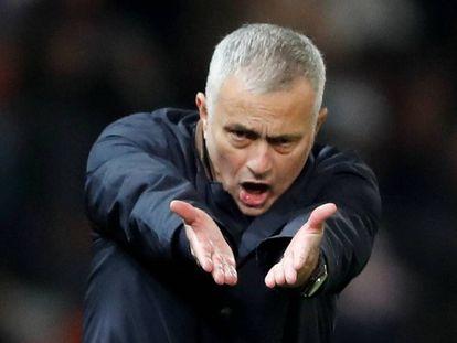 Mourinho, ante el Young Boys
