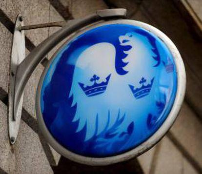 Logotipo del banco Barclays en una sucursal de Londres. EFE/Archivo