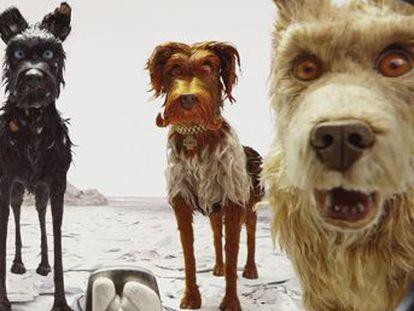 Su filme  Isla de perros  inaugura a lo grande el festival de Berlín