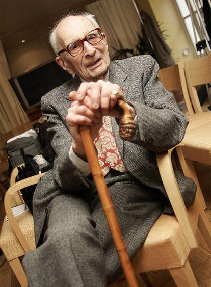 El antropólogo francés en una fotografía de archivo de 2005.