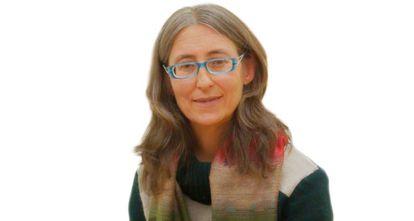 Imagen de Isabel Bellostas Escudero obtenida de un vídeo de YouTube.