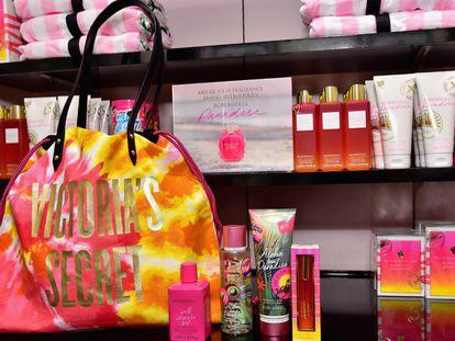 Una tienda de Victoria's Secret en Los Ángeles, California.