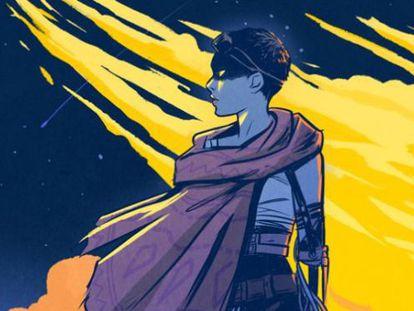 La Furiosa de Charlize Theron, protagonista del film, ha sido uno de sus últimos homenajes antes de fichar por Marvel