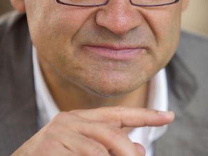 Manuel Palomar, nuevo rector de la Universidad de Alicante.
