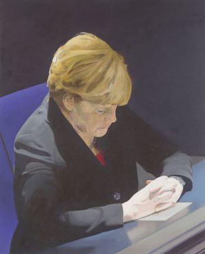 'Borremans', 2013, de Miguel Aguirre.