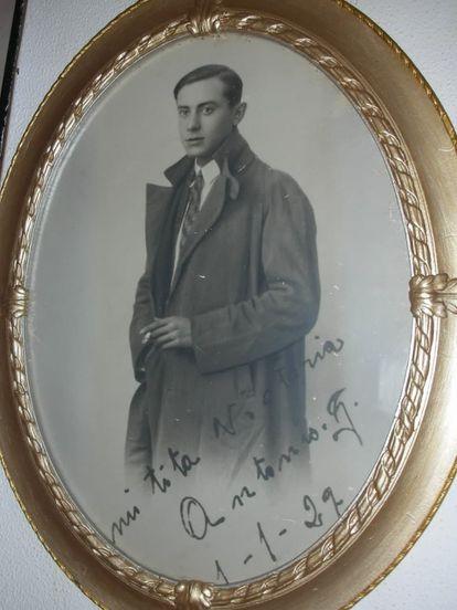 Antonio González Rodríguez.