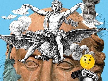 """¿Sirve la filosofía de hace siglos para resolver problemas actuales? La respuesta corta es muy filosófica: """"depende""""."""