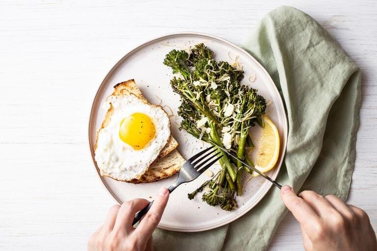 El bimi, un híbrido de brócoli y brécol chino, es el nuevo kale.