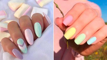 Su aplicación sencilla permite combinar colores y hacer dibujos originales en las uñas.