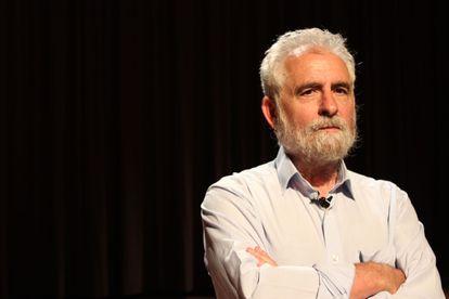 El astrofísico Eduardo Battaner López, autor del libro 'Los físicos y Dios'.