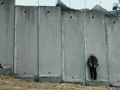 Fotograma del documental 'Koudelka: shooting holy land'.