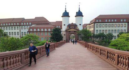 Imagen de parte del nuevo campus de Huawei en Dongguan.