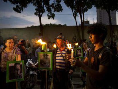 Compañeros del reportero de  Ríodoce  piden justicia y exigen garantías para poder ejercer la profesión con libertad