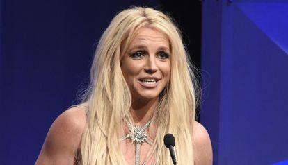 La cantante Britney Spears, en Beverly Hills en 2018.