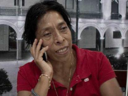 Regina Martínez fue asesinada en abril de 2012.
