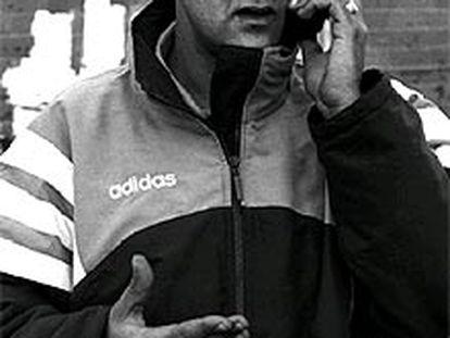 El asistente Rafa Guerrero.