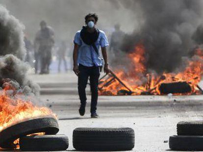 """Ortega había ofrecido horas antes """"sentarse a la mesa"""" con el sector empresarial, tras tres días de violencia y diez muertos en el país"""