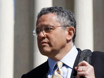 El escritor Jeffrey Toobin, en una imagen de archivo de 2012.