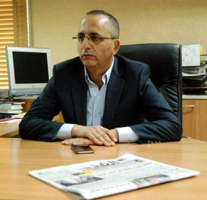 Fahed al Keehtan, analista político.