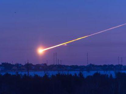 Un sistema de detección de infrasonidos desplegado durante la Guerra Fría para vigilar ensayos nucleares descubre el estallido de un meteorito que había pasado inadvertido